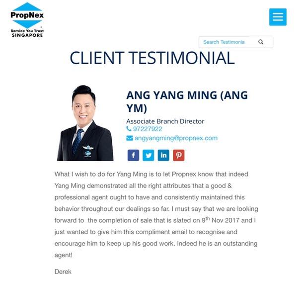 Ang Yang Ming 汪扬铭 testimonial photo #2