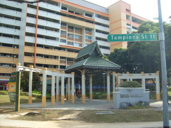 Tampines street 11 hdb 4 rooms details in srx property singapore