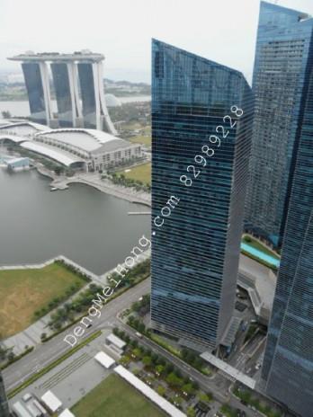 Marina Bay Financial Centre (tower 3)