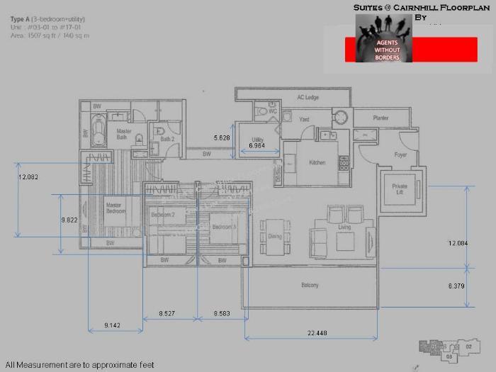 Suites @ Cairnhill