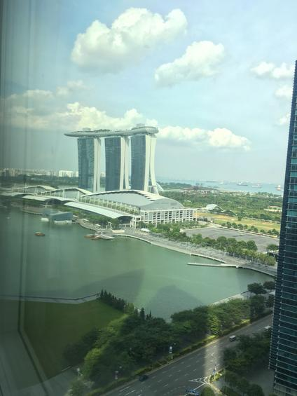 The Sail @ Marina Bay