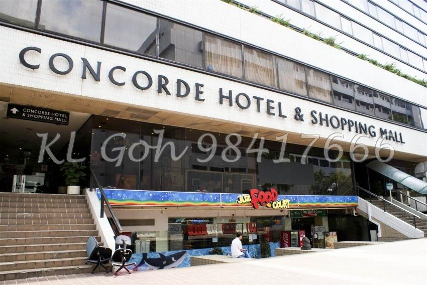 Concorde Hotel And Shopping Mall