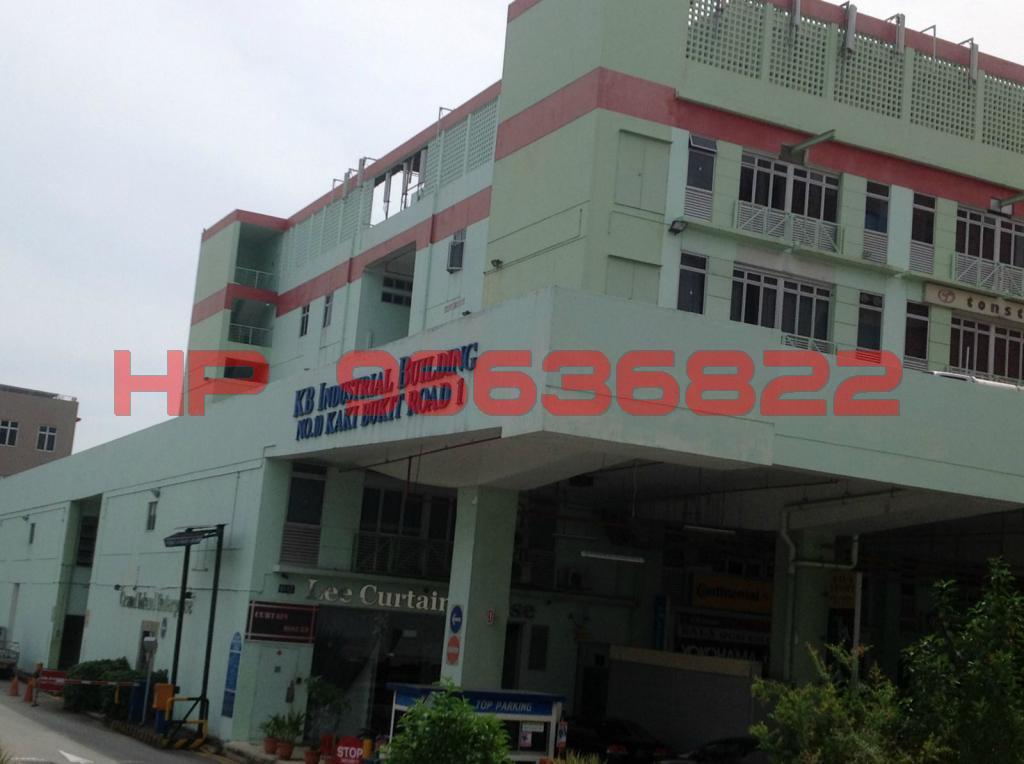 Kb Industrial Building