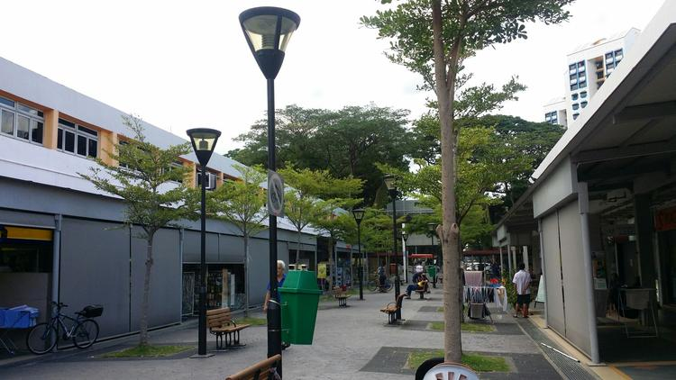 New Upper Changi Road