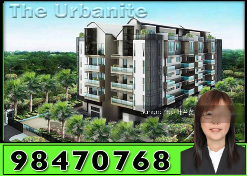 The Urbanite