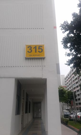 315 Ubi Avenue 1
