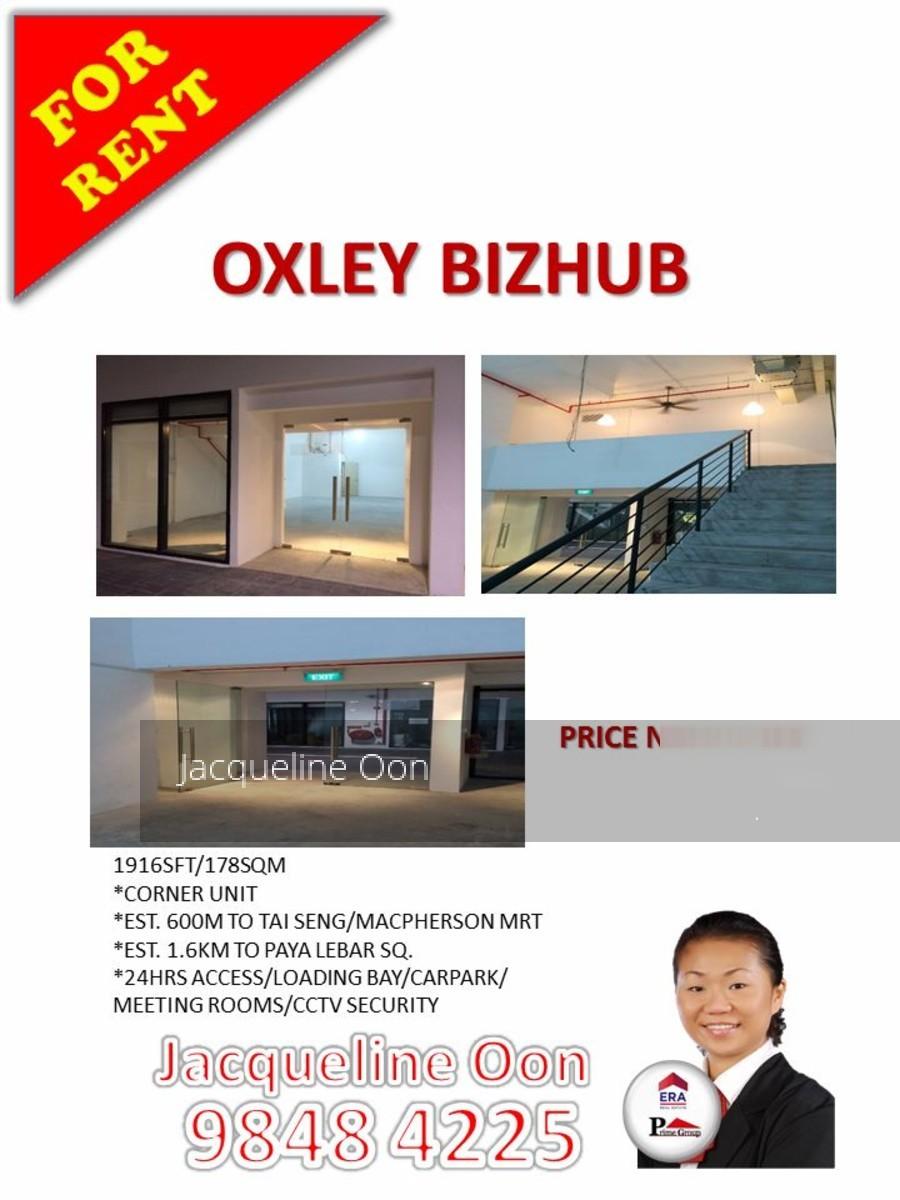 Oxley Bizhub