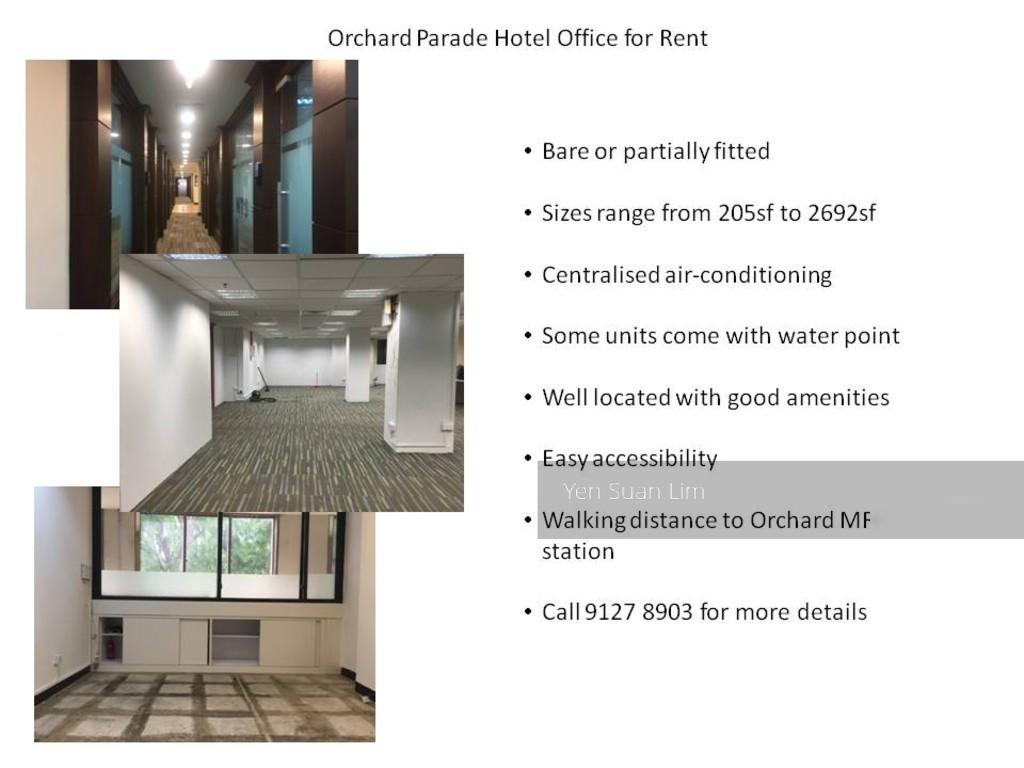 Orchard Parade Hotel