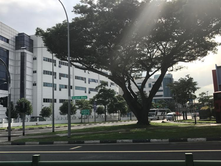 Changi Districentre