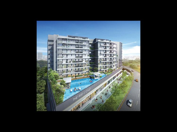 The Rise @ Oxley - Residences