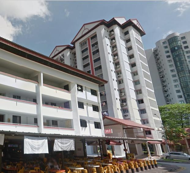 303 Jurong East Street 32