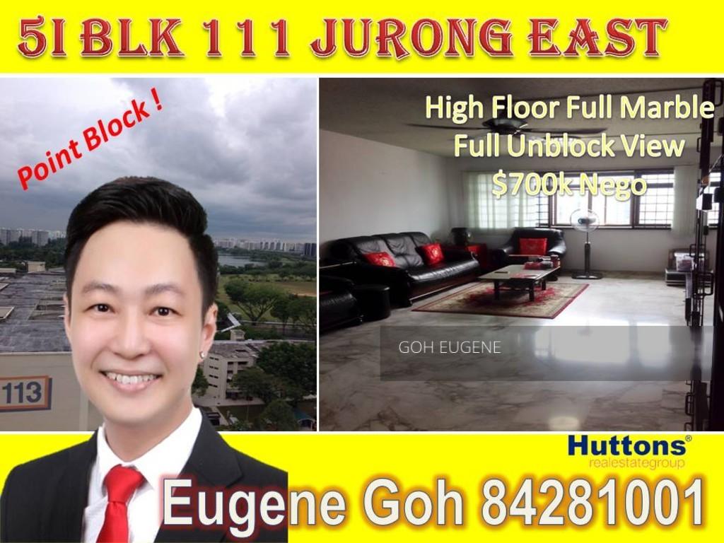 111 Jurong East Street 13