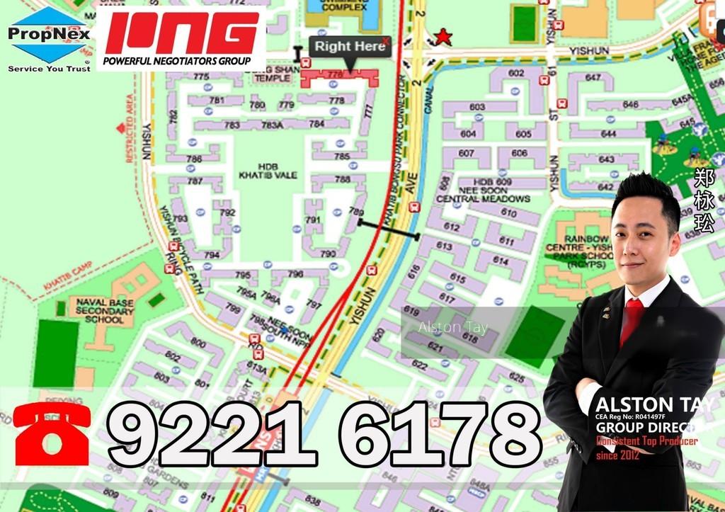 776 Yishun Avenue 2