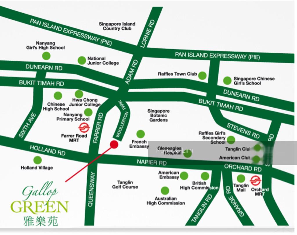 Gallop Green