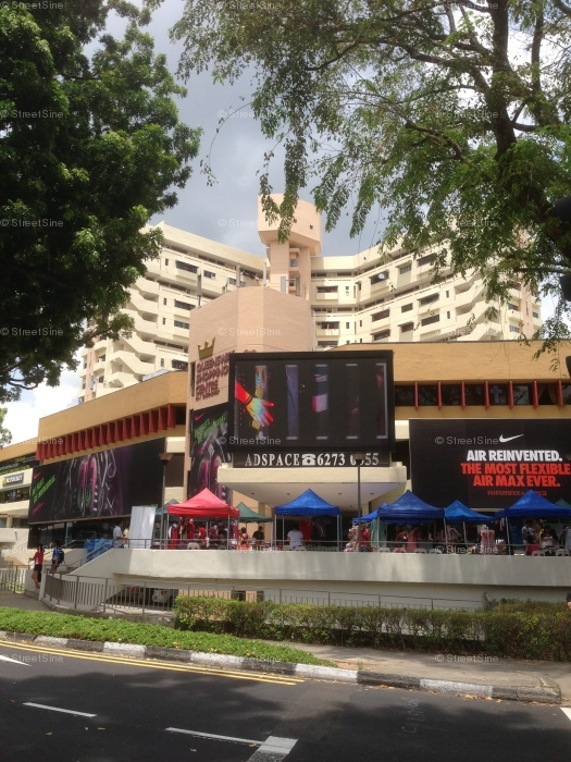 how to go queensway shopping centre